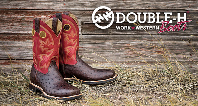 c002f5356df Double-H Boots | Welcome to the Official Home of Double-H Boots ...