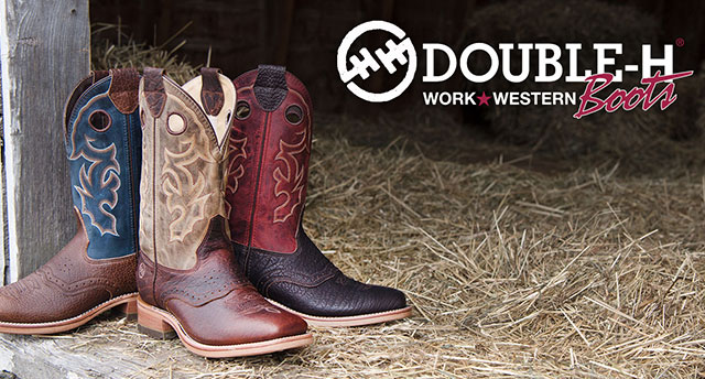 18ac5efed48 Double-H Boots | Welcome to the Official Home of Double-H Boots ...